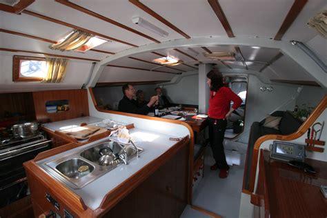 cuisine bateau croiseur50 pres