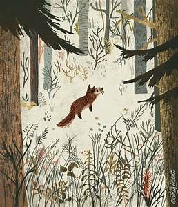 25+ best ideas about Forest illustration on Pinterest ...