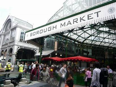 London Market Borough Markets Bridge Londons Farmers