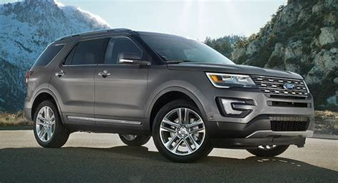 ford explorer interiorcolorsspecspricedesign