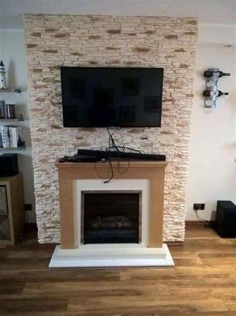 decorative stone   fireplace cezar renovations