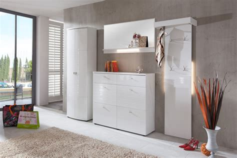 Flur Garderobe Set by Dreams4home Garderoben Set Tavira 4 Tlg