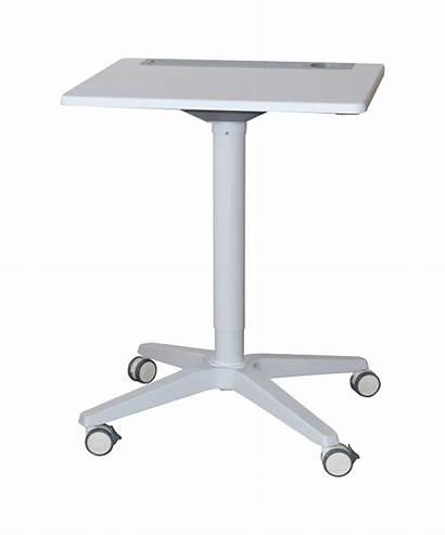 Mobile Teachers Pod Desk Specifications