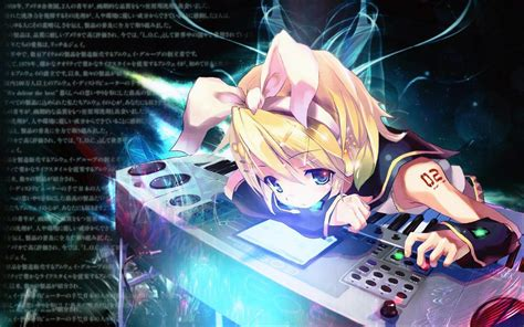 Anime Dj Wallpaper - wallpapers anime buscar con anime musica