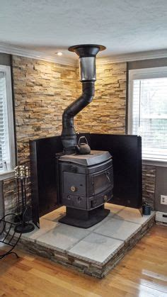corner wood stove images fire places wood