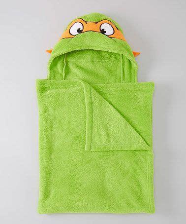 hooded towels michelangelo  tmnt  pinterest