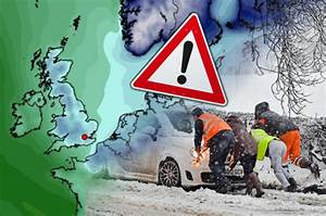 Weather forecast: Beast from the East to hit UK with snow ...