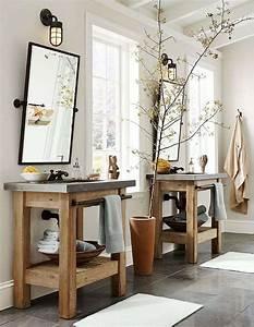 Meuble salle de bain bois pas cher mzaolcom for Salle de bain design avec meuble salle de bain en bois pas cher