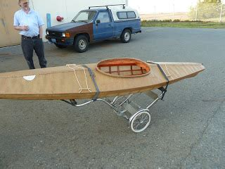 Boat Trailer Undercarriage by Skinboat Journal Kayak Trailer