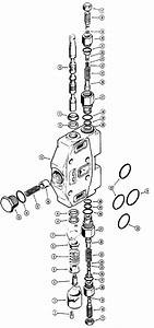 Replacing Parts In Backhoe Valves