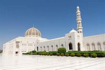 Mosque Qaboos Sultan Grand