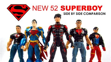 Dc Collectibles Superboy New 52 Teen Titans Side By Side