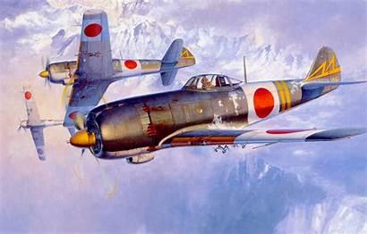 Ww2 84 War Nakajima Japanese Fighter Ki