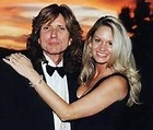 David and his wife of 10 years, Cindy | David coverdale ...