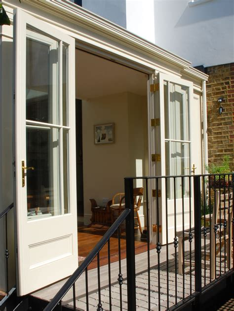 french doors  roof lanterns
