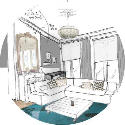 decoration interieur appartement moderne 13 1000 id233es 224 propos de croquis dint233rieur