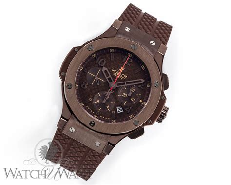 Hublot Bigbang Black Brown hublot watches brown