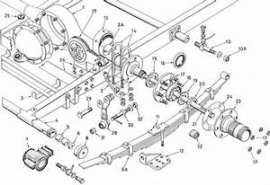 Mmm Rear Chassis  Suspension  U0026 Axle  P4