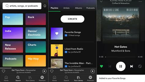 Spotify lets you download playlists, albums, and podcasts on mobile. 9 Best Free Music Streaming Apps