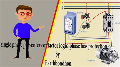 phase motor contactor wiring diagram diagram wiring diagram images
