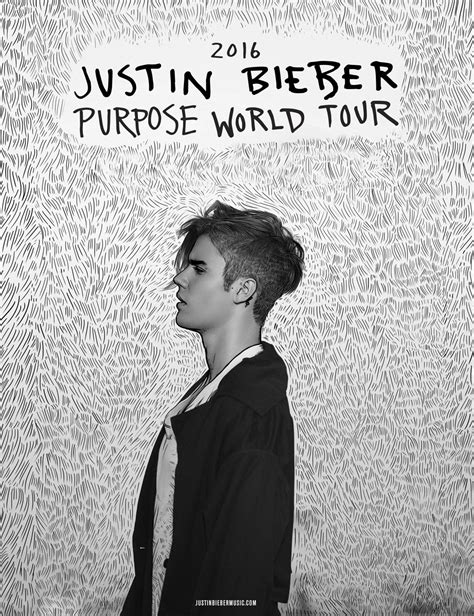 Purpose World Tour | Justin Bieber Wiki | FANDOM powered