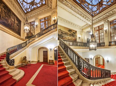 For Sale In Manhattan by Manhattan S Last Intact Gilded Age Mansion Can Be Yours