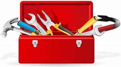 Tools Cartoon Vector Toolbox Tool Kit Hardware