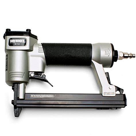 Air Compressor For Upholstery Staple Gun by Fpc Corporation Surebonder Pneumatic 22g Narrow Crown