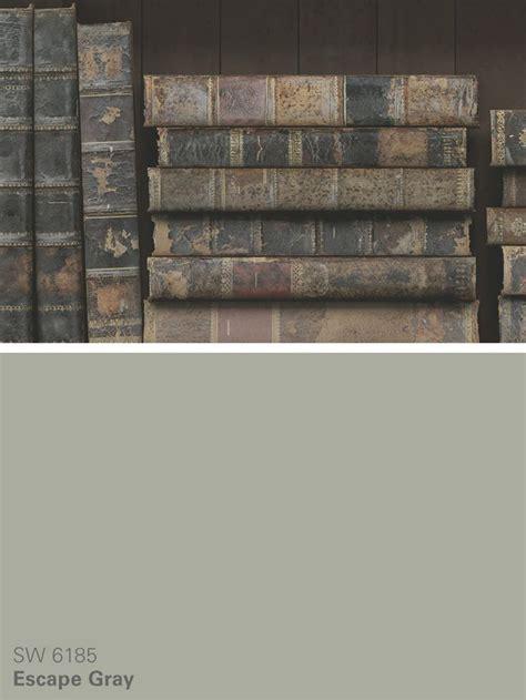 escape gray by sherwin williams sw 6185