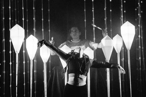 Review Purity Ring Pounded, Glowed, And Drifted During Two First Avenue Shows  Local Current