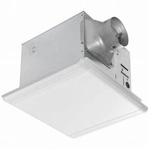 Hampton Bay 110 Cfm Ceiling Bathroom Exhaust Fan-7107-03