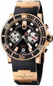 Ulysse Nardin Marine Maxi Marine Diver Chronograph Men U0026 39 S