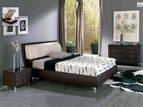 small gray bedroom design inspirations  elegant brown