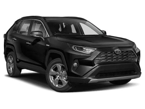 Toyota Schaumburg by New 2019 Toyota Rav4 Hybrid Limited Awd Limited 4dr Suv In