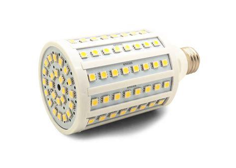120x 5050 Led Chip Light Bulb Smd Corn Lamp 1920 Lumen