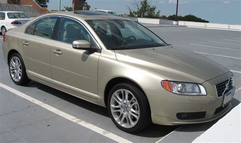 2007 Volvo S80 Reviews, Images, And Specs