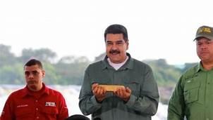 Trump targets Venezuela's gold in bid to end Maduro's authoritarian regime…