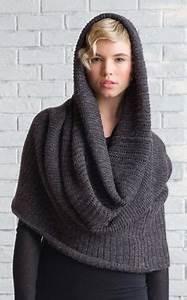 DIY: bufanda con mangas o sleeve shrug Patrón y tutorial