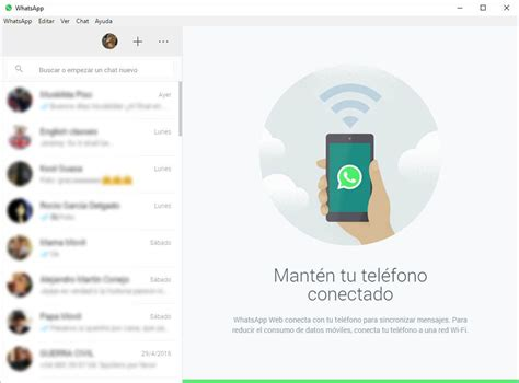 whatsapp the new official desktop client for your pc or mac