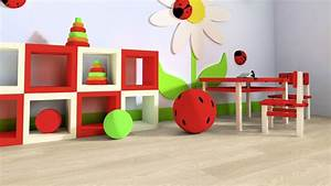 Laminat Für Kinderzimmer : dunkler boden im kinderzimmer ~ Michelbontemps.com Haus und Dekorationen
