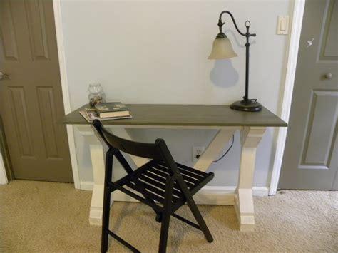 ana white farmhouse queen bed  fancy  desk diy