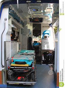Inside Ambulance Editorial Image - Image: 59706580