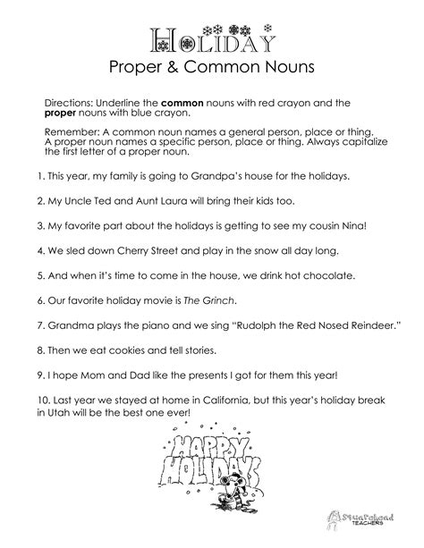 15 Best Images Of Winter Reading Comprehension Worksheets  Printable First Grade Reading