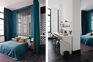 Déco Chambre Bleu Canard : d coration chambre bleu canard ~ Melissatoandfro.com Idées de Décoration