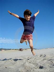 Jumping Child Royalty Free Stock Photography - Image: 7002757