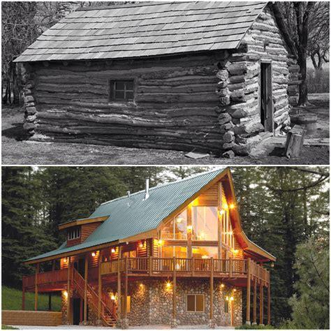 the original log cabin homes humble beginnings the original log cabin homes