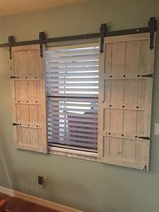 barn door shutters rusty nails of ocala restorations With barn door hardware for windows