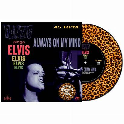 Elvis Danzig Tribute Vinyl Special Edition Limited