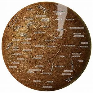 Mercury Planet Map (page 2) - Pics about space
