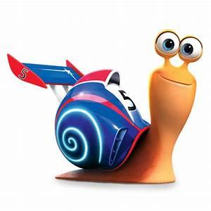 Turbo Snail Icon | Turbo Movie 2013 Iconset | DesignBolts